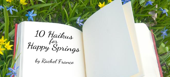 Spring Haiku Book