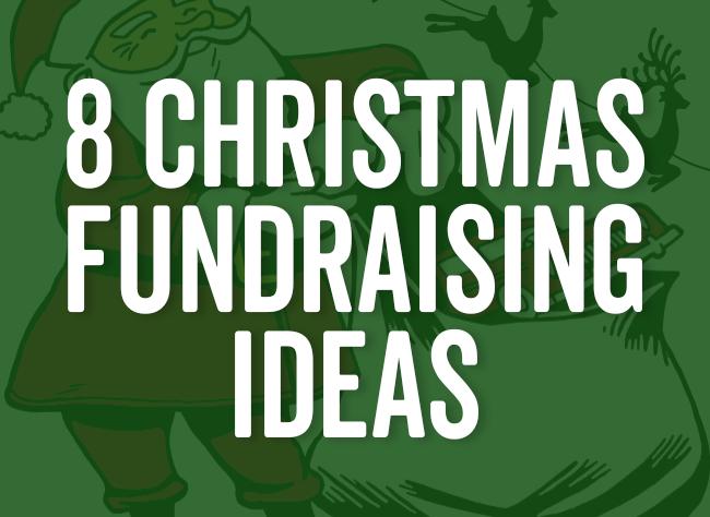 Christmas Fundraising Ideas.8 Christmas Fundraising Ideas Custom Ink