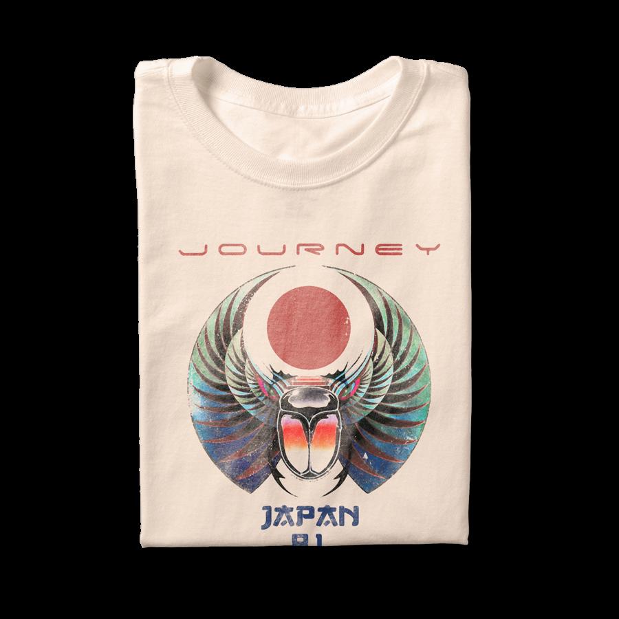 Journey Japan 81 t-shirt