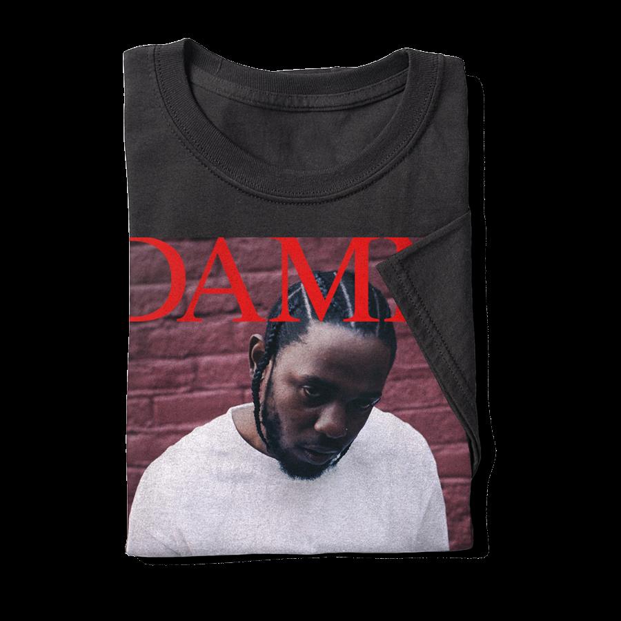 Kendrick Lamar Damn. T-shirt