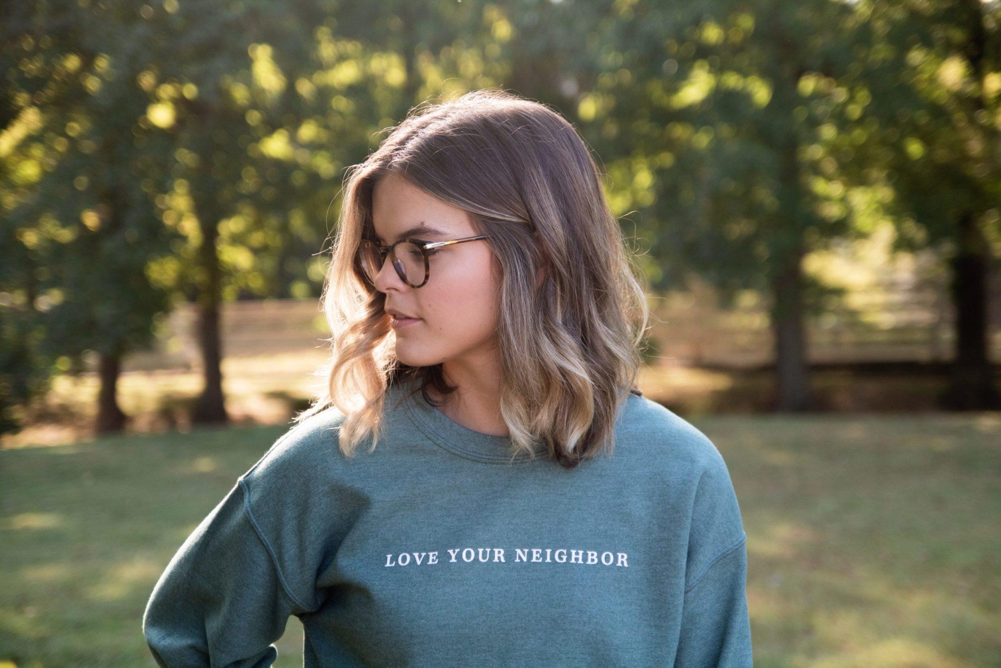 Love Your Neighbor Sweatshirt